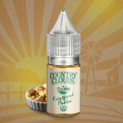 Corn Bread Pudding by Country Clouds (SALT NIC) 5%