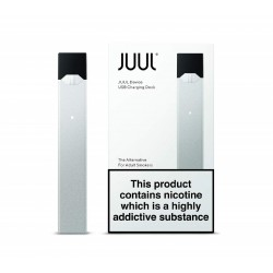 JUUL Device Kit (Silver)